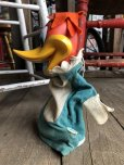 画像4: 60s Vintage Mattel Woody Woodpecker Talking Puppet Doll (T896)