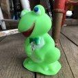 画像4: 70s Vintage Rubber Doll Frog (T920) (4)