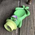 画像4: 70s Vintage Avon Freddie the Frog Soap Dish (T919)