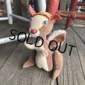 60s Vintage Squirrel Doll (T935)