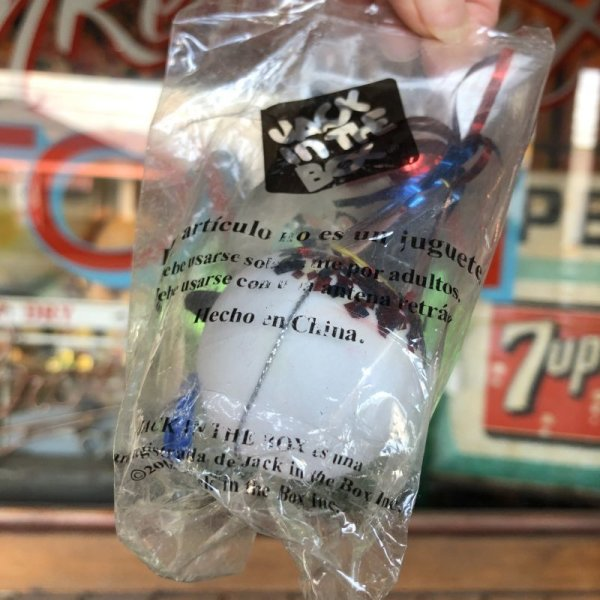 画像2: Vintage Jack in the Box Antenna Ball (T984)