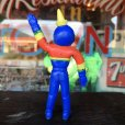 画像2: Vintage Jack in the Box Bendable Figure J (T961) (2)