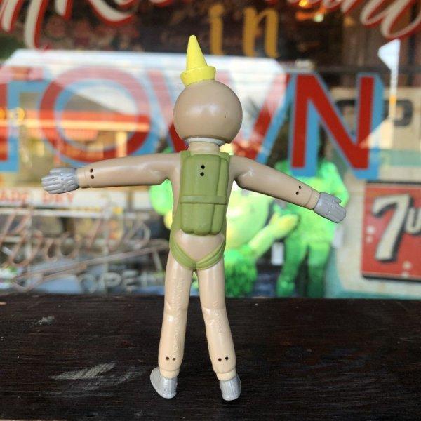 画像2: Vintage Jack in the Box Bendable Figure I (T960)