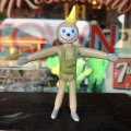 Vintage Jack in the Box Bendable Figure I (T960)