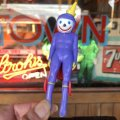 Vintage Jack in the Box PVC Figure O (T966)