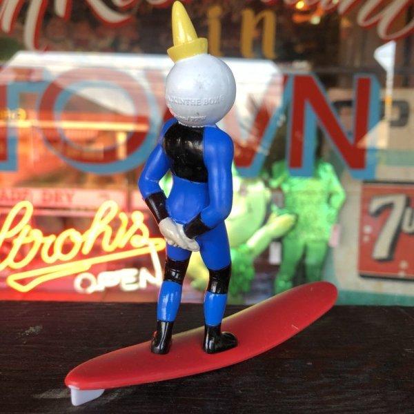 画像3: Vintage Jack in the Box PVC Figure P (T967)