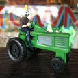 画像1: Vintage Jack in the Box Tractor (T977) (1)