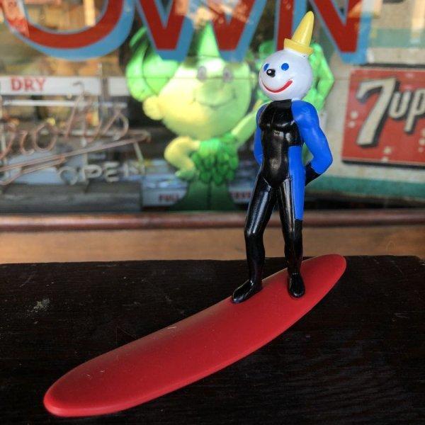 画像1: Vintage Jack in the Box PVC Figure P (T967)