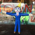 Vintage Jack in the Box Bendable Figure E (T956)