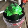 """画像8: Vintage Budweiser Talking Frog Beer Mug """"Bud-Weis-Er""""  (T984)"""
