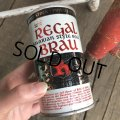 Vintage Beer Can Regal Brau (T937)