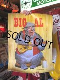 Vintage Disney BIG AL Country Bear Jamboree Original Poster (T968)