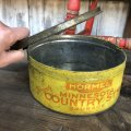 Vintage Can MINNESOTA COUNTRY STYLE SAUSAGE (T972)