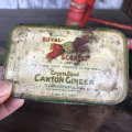 Vintage Can CANTON GINGER (T976)
