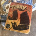 30s Vintage Book TERRY and the PIRATES (B004)