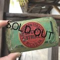 Vintage Lucky Strike Cigarette Tabacco Tin Can (B064)