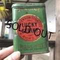 Vintage Lucky Strike Cigarette Tabacco Tin Can (B060)