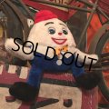 Vintage Humpty Dumpty Potato Chips Advertising Store Display Plush (B113)