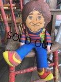 70s Vintage Mattel Mork & Mindy MORK Doll (B067)
