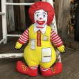 画像1: 80s Vintage McDonald's Pillow Doll Ronald 1984 (B137)  (1)