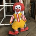 70s Vintage McDonald's Pillow Doll Ronald (B141)