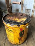 画像4: Vintage  ADCO SOAP PARROT Motor Gas Oil 5 Gallon Can (B134)