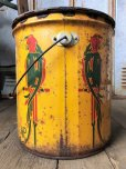 画像5: Vintage  ADCO SOAP PARROT Motor Gas Oil 5 Gallon Can (B134)