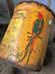 画像3: Vintage  ADCO SOAP PARROT Motor Gas Oil 5 Gallon Can (B134)