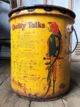 画像7: Vintage  ADCO SOAP PARROT Motor Gas Oil 5 Gallon Can (B134)