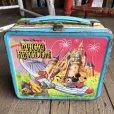 画像8: 70s Vintage Lunch Box Disney Magic Kingdom (B145)