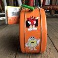 画像7: Vintage M&M's Tin Can Box Halloween (B136)