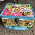 画像7: 70s Vintage Lunch Box Disney Magic Kingdom (B145)