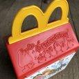 画像8: 80s Vintage Fisher Price McDonal's Happy Meal Box (B137)