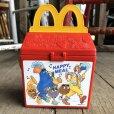 画像11: 80s Vintage Fisher Price McDonal's Happy Meal Box (B137)