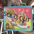 70s Vintage Lunch Box Disney Magic Kingdom (B145)