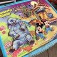 画像10: 70s Vintage Lunch Box Disney Magic Kingdom (B145)