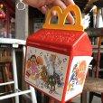 画像2: 80s Vintage Fisher Price McDonal's Happy Meal Box (B137) (2)