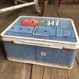 画像5: 70s Vintage Lunch Box Hi / My Lunch (B141)