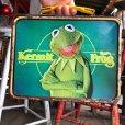 画像1: 70s Vintage Lunch Box Muppets Kermit the Frog (B143) (1)