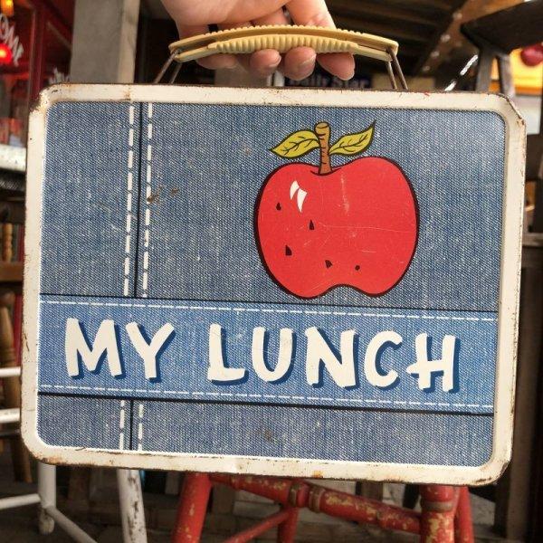 画像2: 70s Vintage Lunch Box Hi / My Lunch (B141)