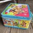 画像6: 70s Vintage Lunch Box Disney Magic Kingdom (B145)