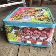 画像4: 70s Vintage Lunch Box Disney Magic Kingdom (B145)