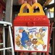 画像1: 80s Vintage Fisher Price McDonal's Happy Meal Box (B137) (1)