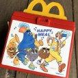 画像7: 80s Vintage Fisher Price McDonal's Happy Meal Box (B137)