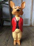 画像1: Vintage Snooty Fox Plastic Figure 18' (B152) (1)