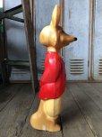 画像4: Vintage Snooty Fox Plastic Figure 18' (B152)