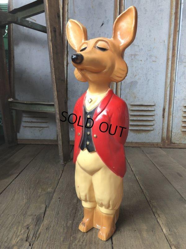 画像2: Vintage Snooty Fox Plastic Figure 18' (B152)
