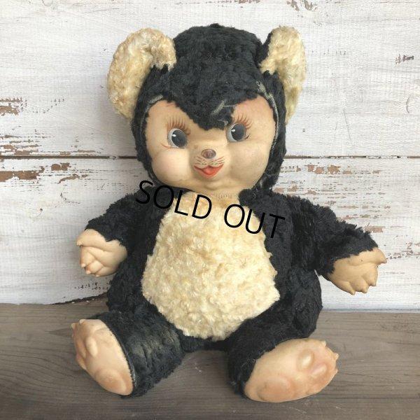 画像1: 50s Rushton Rubber Face Doll Chubby Tubby (B151)