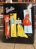 60s Vintage Mattel Barbie Fashion Doll Case (B165)