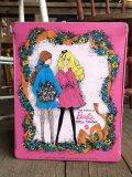 60s Vintage Mattel Barbie Fashion Doll Case (B167)